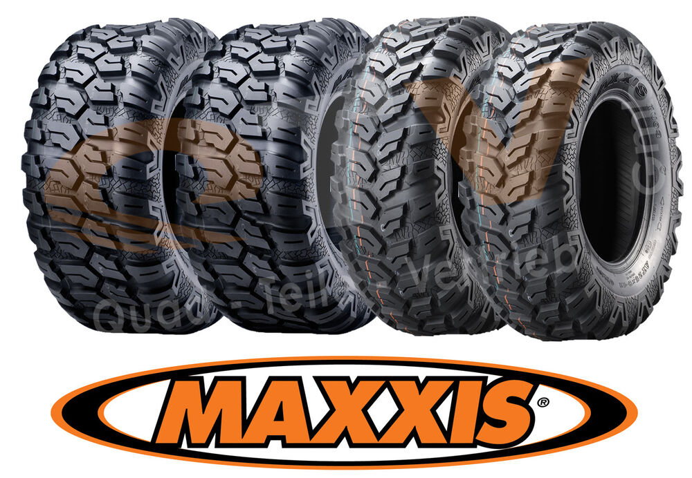 4x atv reifen maxxis ceros 25x8 12 25x10 12 radial 6pr ebay. Black Bedroom Furniture Sets. Home Design Ideas