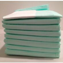 150 30x30 Dog Puppy Training Wee Wee Pee Pads Underpads Stay Dry McKesson