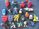 New Bat Spider Man Transformer Darth Boys' Shoe Charms