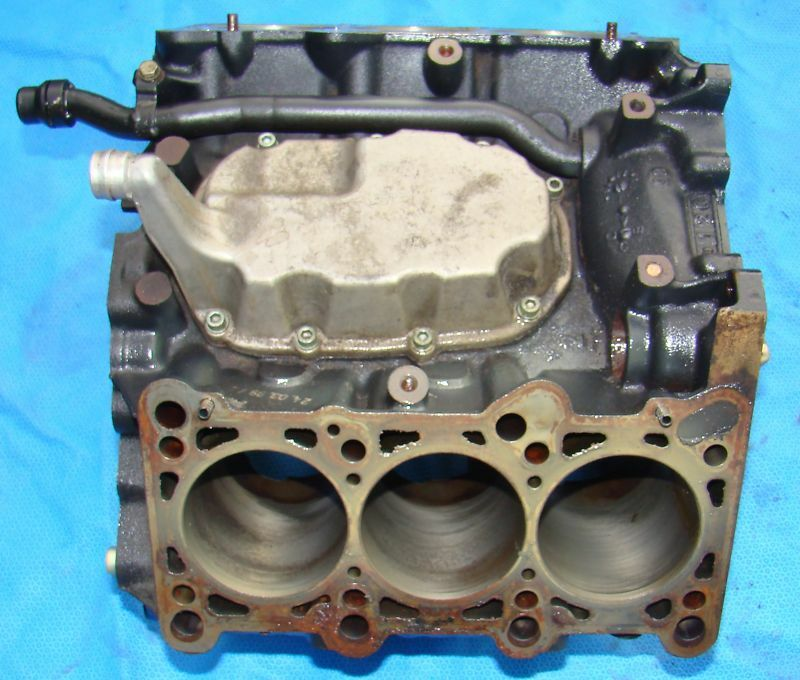 VW PASSAT AUDI ENGINE BLOCK V6 2.8L 99 | eBay