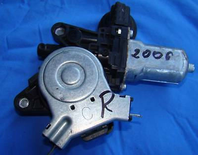 Mazda Miata Power Window Regulator Motor Mx5 Right Ebay