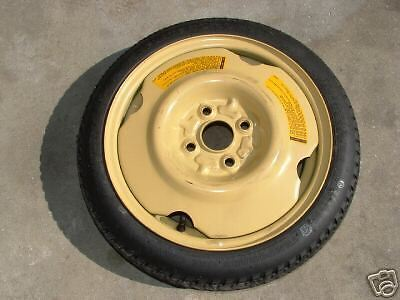 mazda miata wheel spare tire 90 93 mx5 ebay. Black Bedroom Furniture Sets. Home Design Ideas