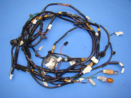 mazda miata wiring harness trunk fuel lights 06 07 08 09 10 mx5 oem ebay