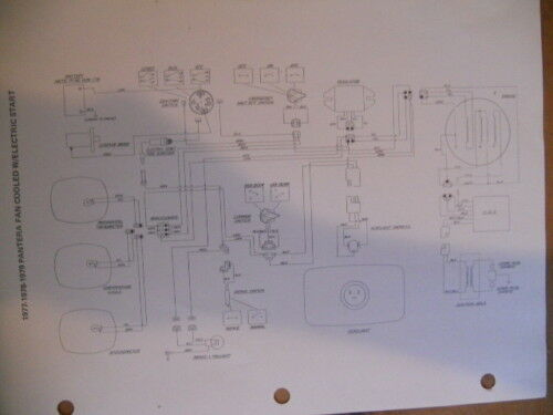 Artic Cat Wiring Diagram 1978 1979 El Tigre 5000 6000