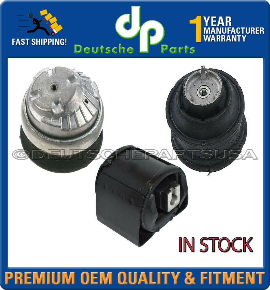 Mb w210 e320 4matic engine transmission mounts 2102401817 for Mercedes benz e320 engine