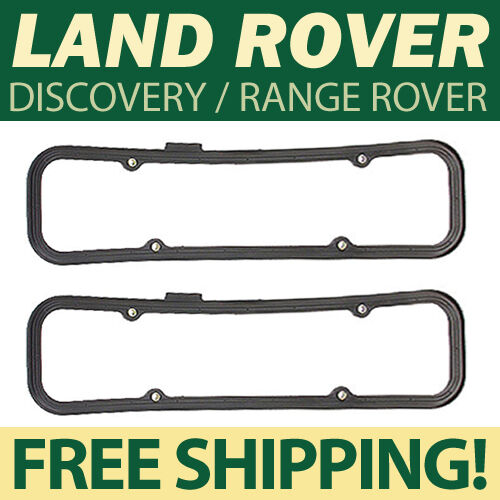 Range Rover/Discovery VALVE COVER GASKET SET New 2 PC