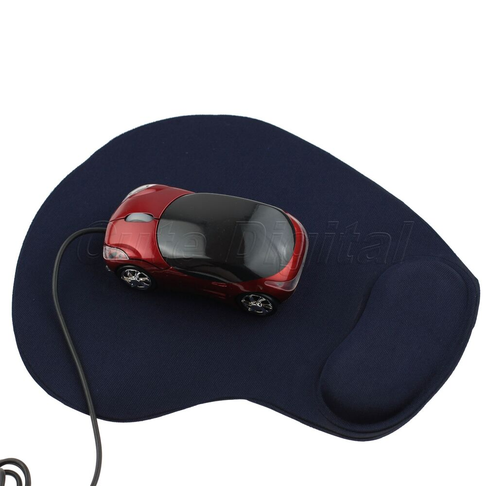 Wrist Comfort Mice Pad Mat Mousepad For Optical Mouse Ebay