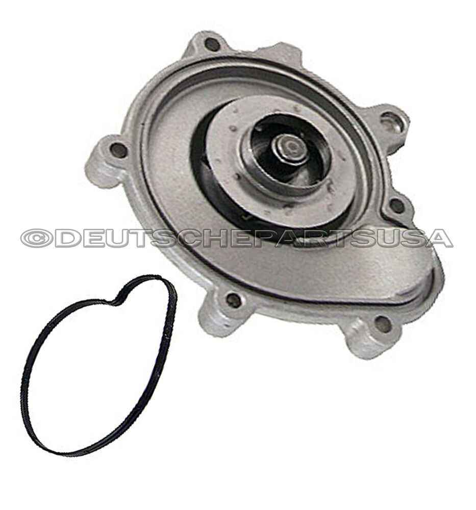 MERCEDES W203 C-CLASS COOLING WATER PUMP + GASKET