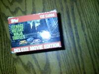 Complete Ninja Turtles  Movie Card Factory Set
