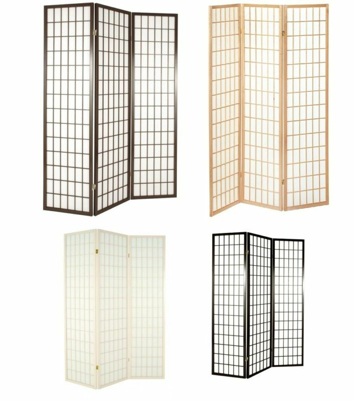 tokyo japan room divider privacy screen colour choice ebay