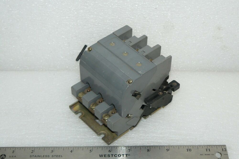 furnas contactor with coil 120 60 110 50 75d73070f ebay. Black Bedroom Furniture Sets. Home Design Ideas