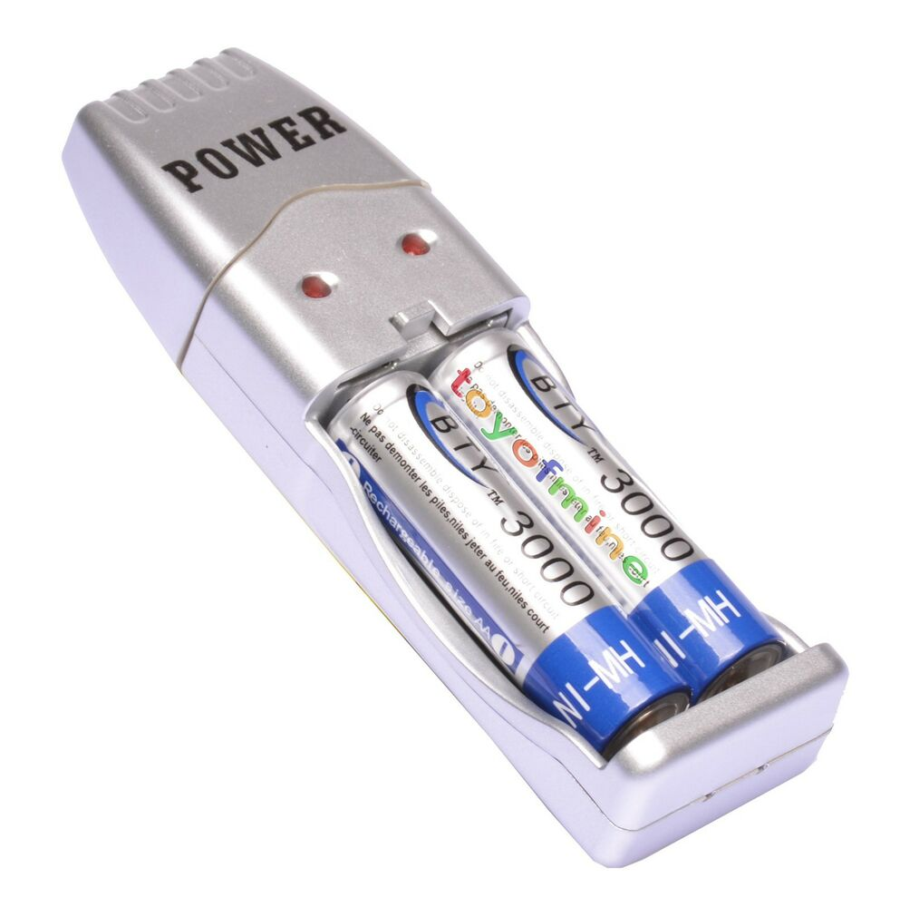 Aa Battery Charger Usb
