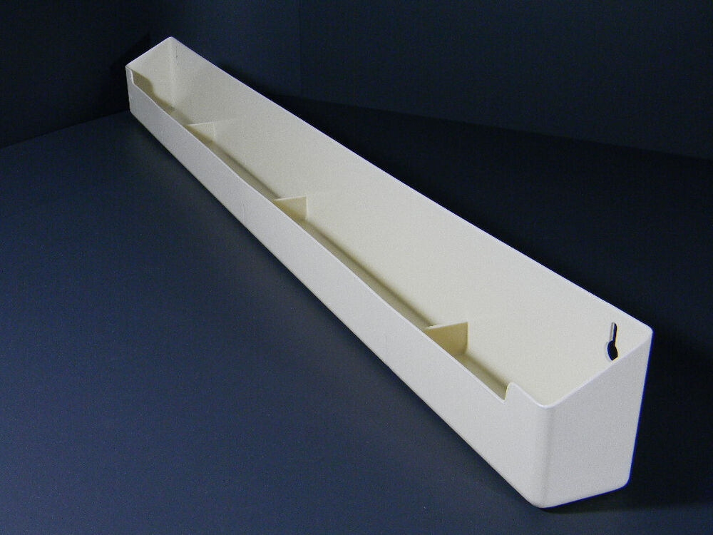 Tip Out Tray Tub For Sink Front 30 1 4 Quot Almond Ebay