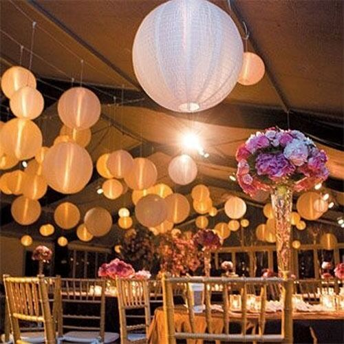 wedding ideas with paper lanterns new colorful paper lanterns wedding decoration 28361