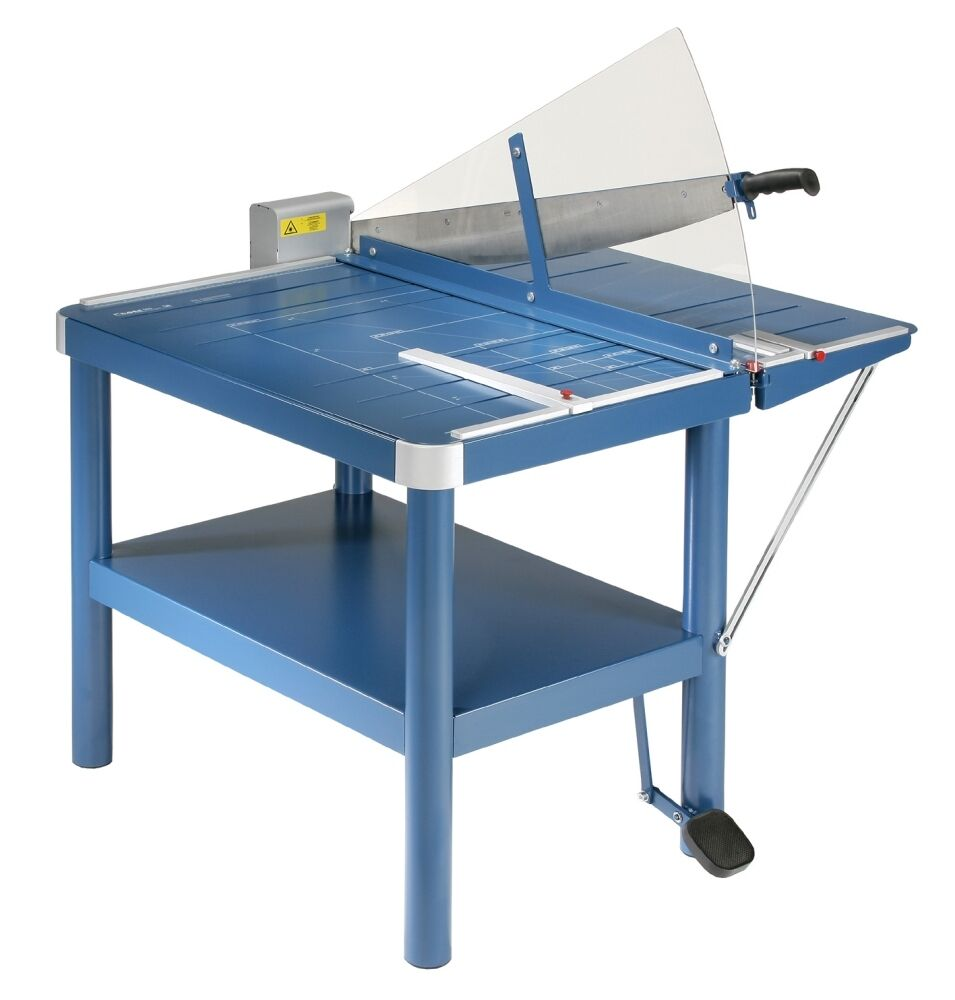 large paper cutter Paper cutter (417 items found) ideal for small cutting jobs with paper, photos, card stock dahle 580 32 premium guillotine paper cutter, large format.