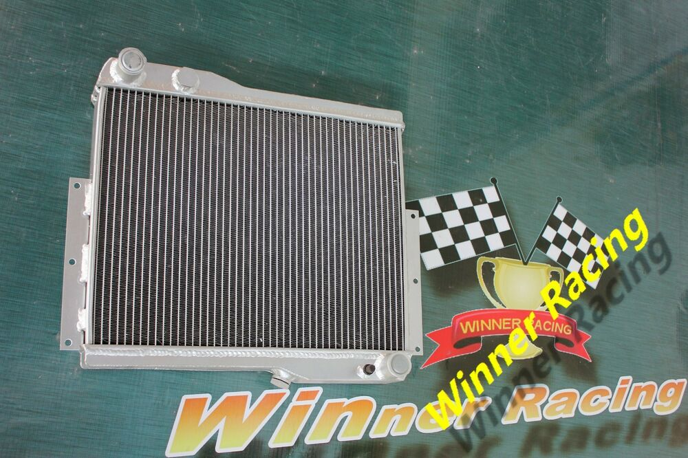 HEAVY DUTY 56MM ALUMINUM ALLOY RADIATOR MG MGB GT V8 1973