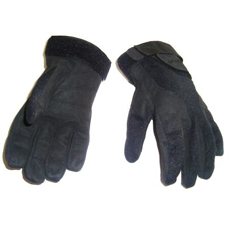 img-HEAVY DUTY SPECIAL OPS GLOVES military SAS Army ultra tough mens Small black