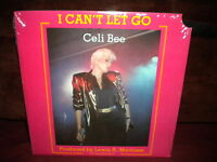 "Celi Bee ""I Can't Let Go"" 12"" Single SEALED"