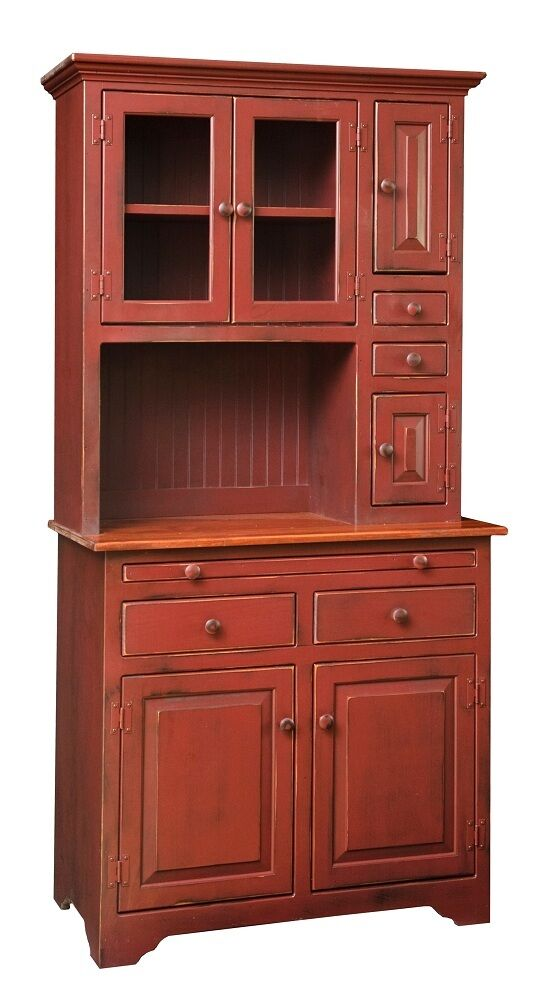furniture hutch primitive furniture hoosier hutch decor country kitchen