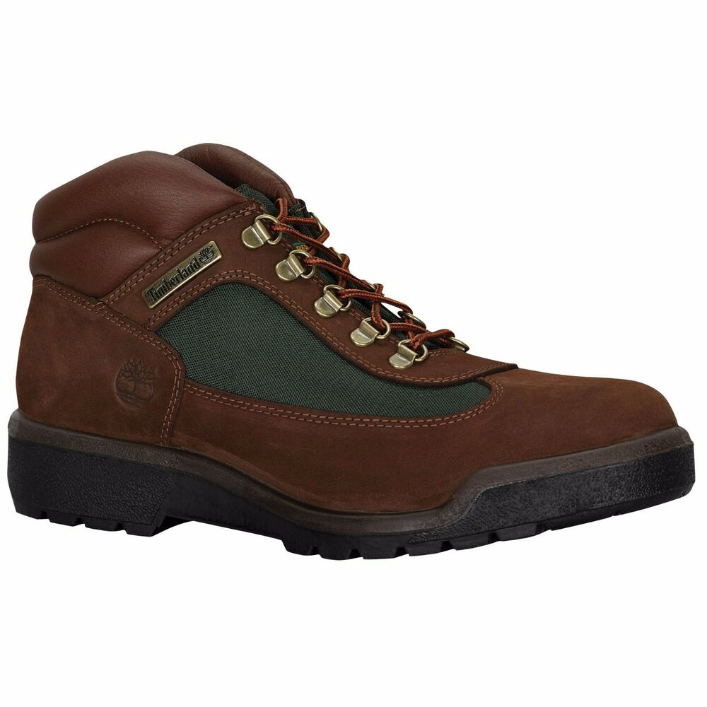 new s timberland waterproof field hiker boots 10025
