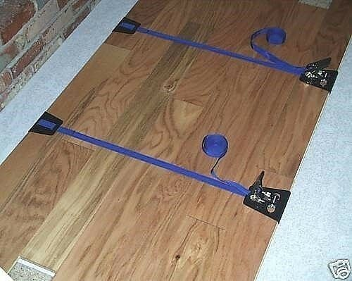 Install Tool Strap Clamp Wood Floor Hardwood Flooring