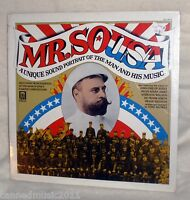 Sousa: Mr Sousa  [New, Sealed]
