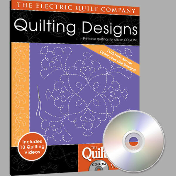 Quiltmaker Quilting Designs Cd : QUILTMAKER QUILTING DESIGNS Volume 7 Software NEW CD eBay