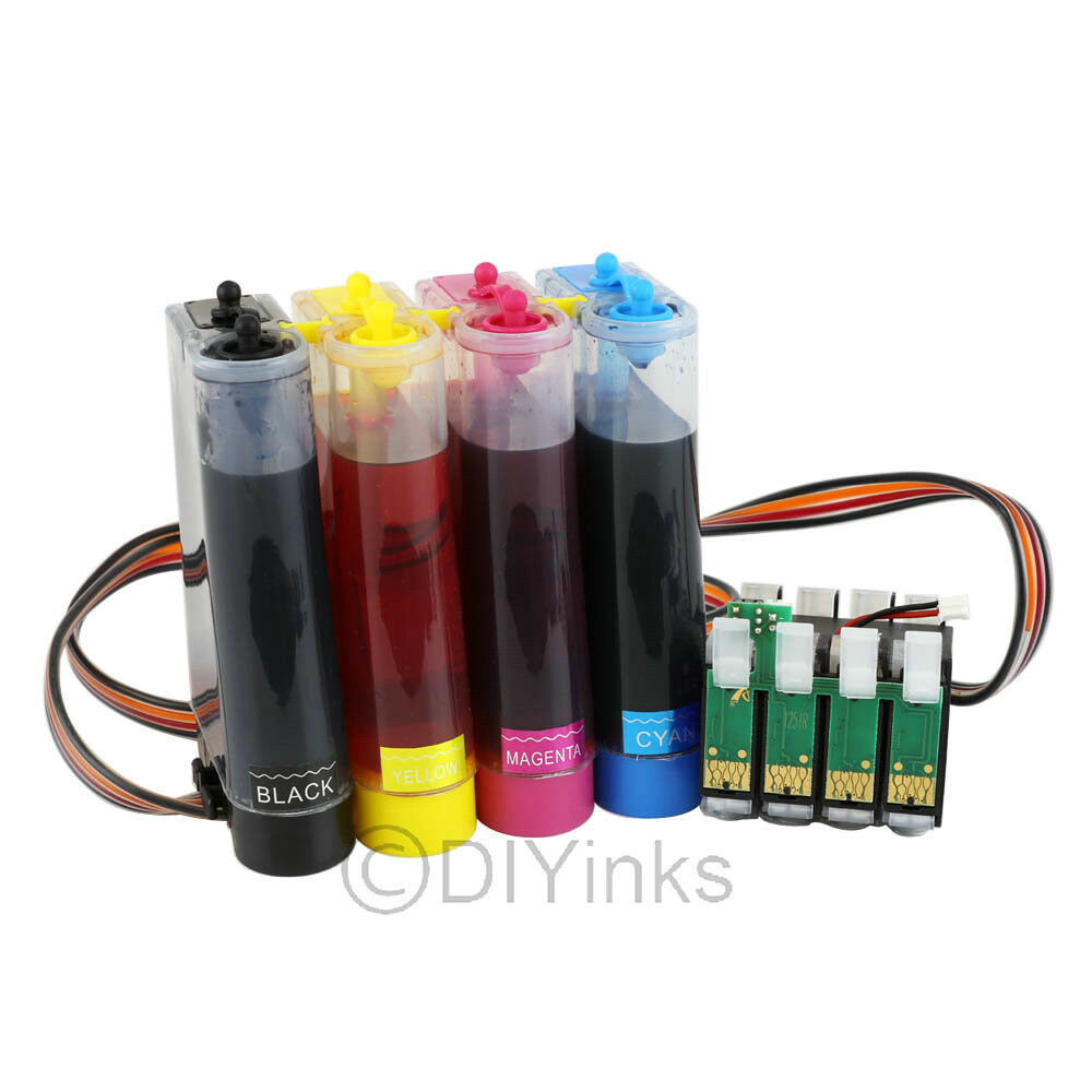 Compatible Bulk Ink Supply System For Epson Nx420 Ciss Cis