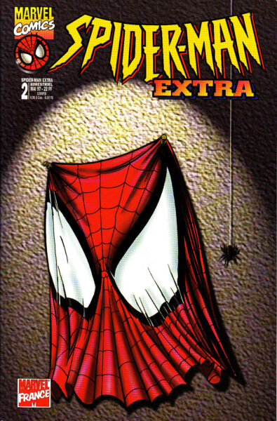 SPIDERMAN  EXTRA   N° 2   MARVEL   FRANCE