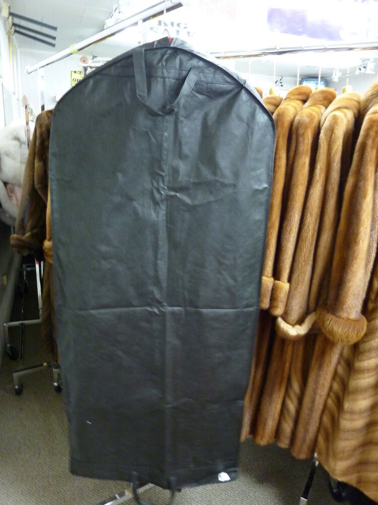 Storage bag 60 long breathable for coats jackets furs for Stor fur gartenteich
