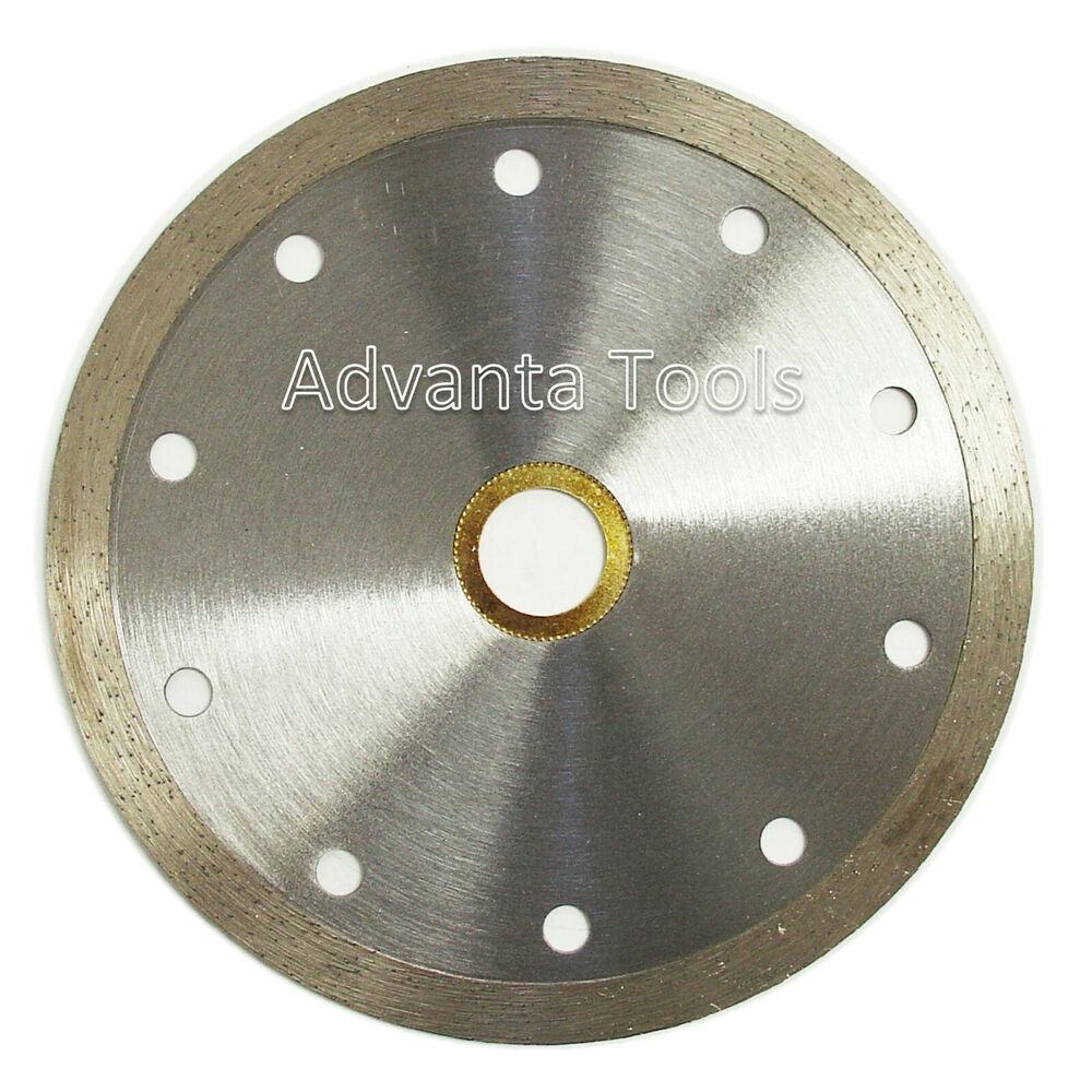 5 Standard Wet Cutting Continuous Rim Tile Diamond Saw