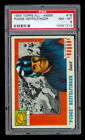 1955 Topps All-American Pudge Heffelfinger Yale #18 PSA 8 Graded Football Card