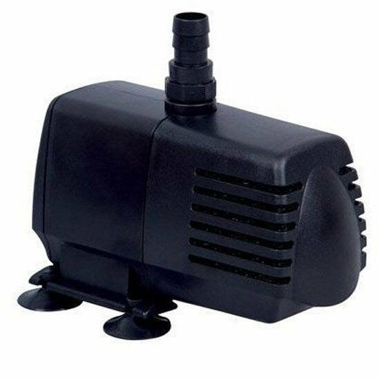 Ecoplus 1056 submersible water pump 1083 gph eco1056 for Hydroponic pump