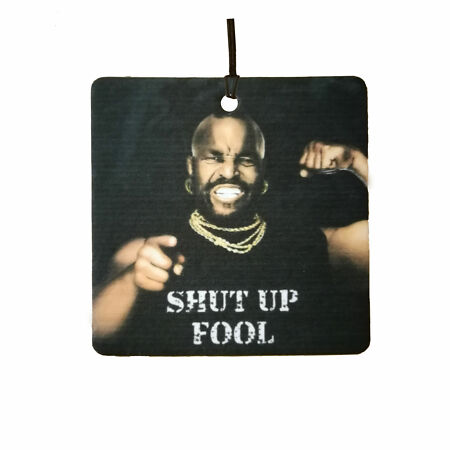 img-The A Team - Ba Baracus Aka Mr T Car Air Freshener