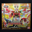 Bandai Power Rangers Gao-ranger Wild force DX GAO ICARUS ISIS MEGAZORD Figures