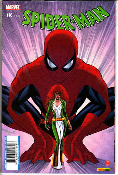 SPIDERMAN  V2   : N° 116    MARVEL FRANCE PANINI COMICS