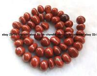 """natural color 10-12mm red Jasper baroque gemstone Beads 15"""" new high quality"""