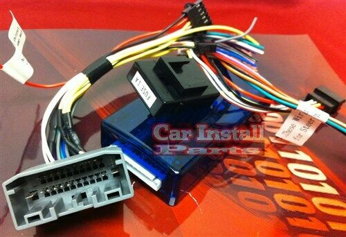 s l1000 jeep premium radio wire harness stereo with canbus amp & rap  at n-0.co