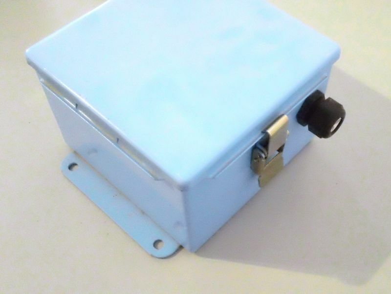 Hinged Electrical Box : Hoffman a chqr j box type hinged cover enclosure