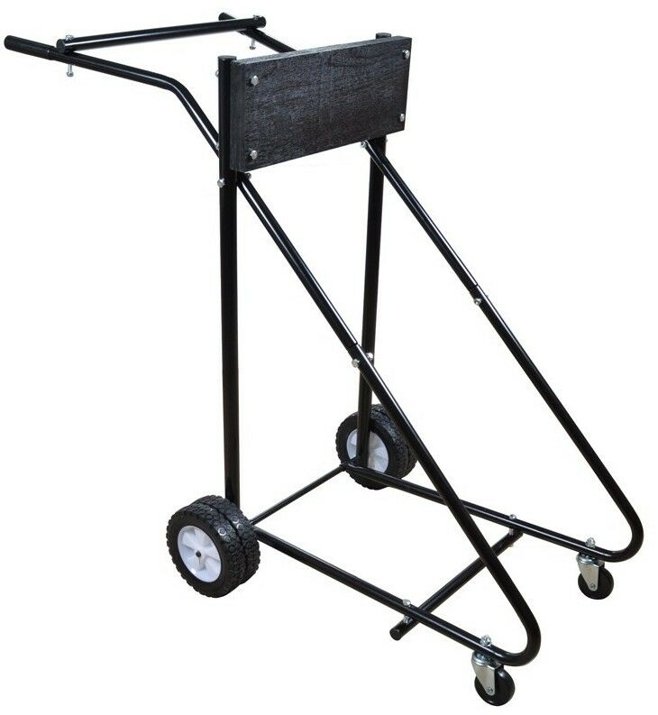 315 Lb Outboard Boat Motor Stand Carrier Cart Dolly