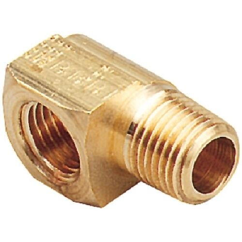 Inch npt male and female threaded degree elbow