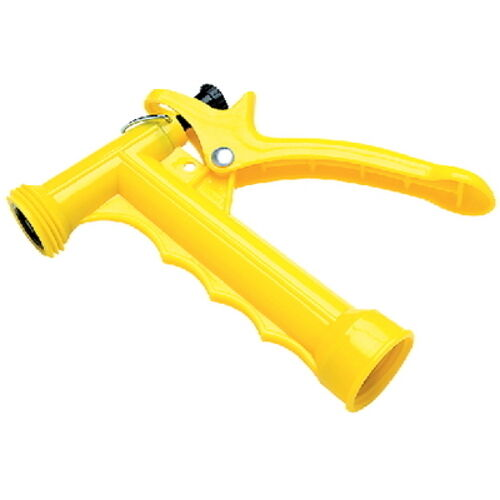 Yellow plastic wash down hose spray nozzle for boats ebay