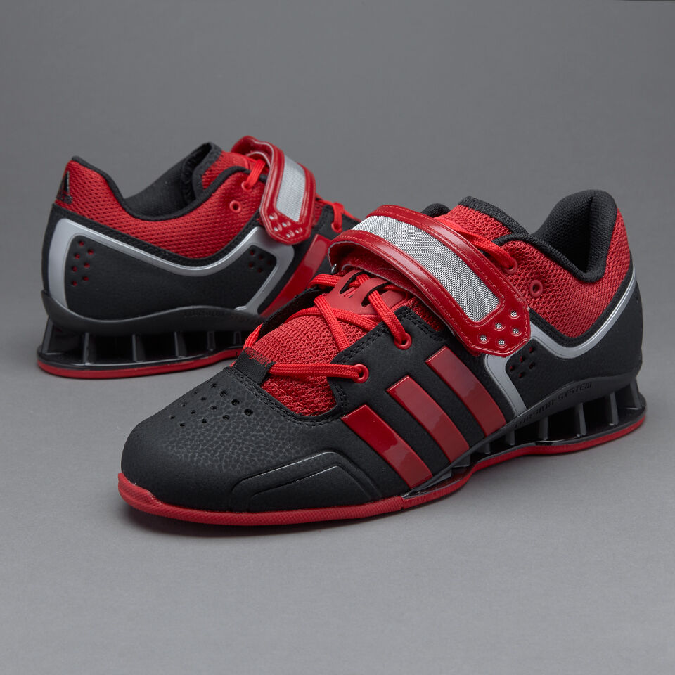 Adipower Weightlifting Shoes Size