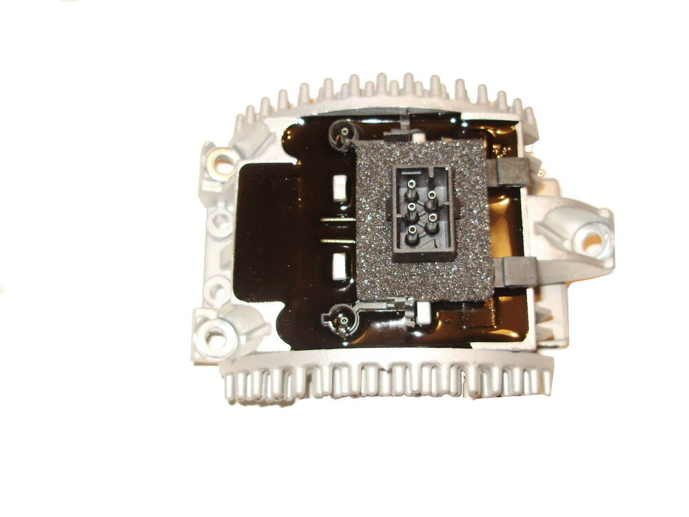 Ac Heater Fan Blower Resistor Regulator Control Motor