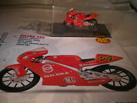Deagostini Champion Racing Bikes - Issue 42 - Gilera 125 - Manuel Poggiali