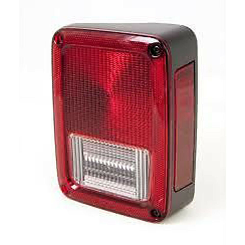 Tail Light Lens Assembly : New oem jeep taillight lamp rear assembly brake tail light
