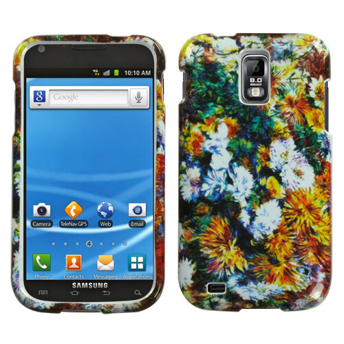 T-MOBILE SAMSUNG GALAXY S II 2 T989 GRAPHIC HARD SHELL ...