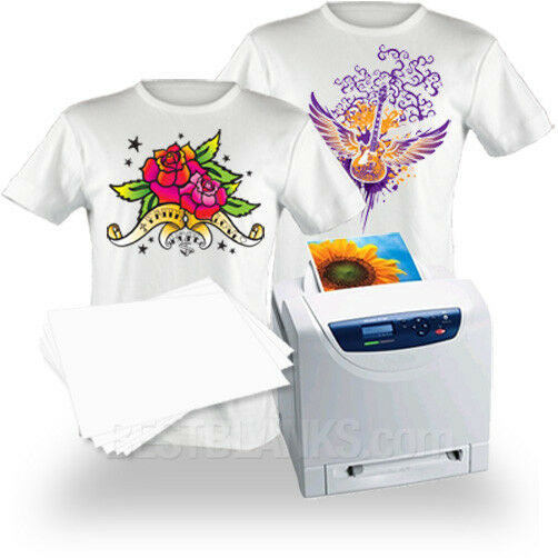 laser iron on transfer paper Laser iron-on heat transfer paper, for dark fabric, 85 x 11, 10 sheets free shipping designed to be applied to black and dark colored fabrics developed to run through both oil and non-oil color laser copiers and printers thin, extremely soft transfer without compromising.