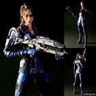 Square Enix SQEX Play Arts Kai Mass Effect 3 Action Figurine Ashley Williams