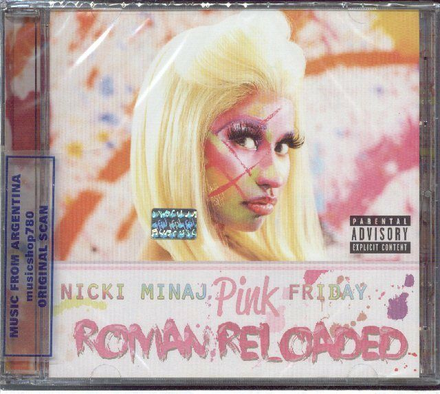 Pink Friday Roman Reloaded  Wikipedia